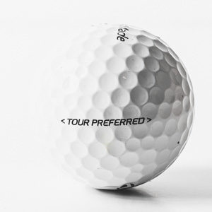 TaylorMade Tour Preferred Brugte golfbolde