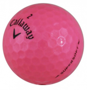 Callaway Supersoft (Pink)